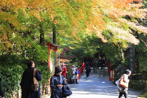 京都今熊野観音寺紅葉観光スポット混雑003.jpg