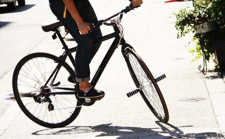 ドッペルギャンガーロードバイククロスバイク5.jpg