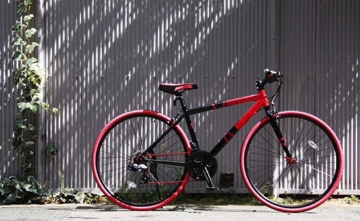 ドッペルギャンガーロードバイククロスバイク7.jpg