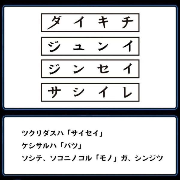 リアル脱出ゲームTV Xgame 答え ネタバレ1.jpg