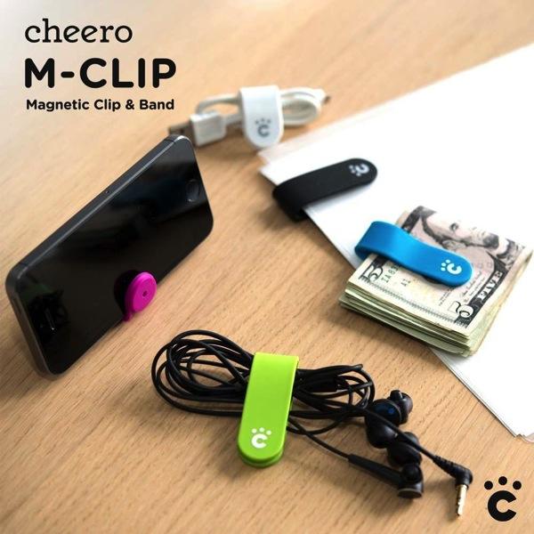 cheero「M-clip」5.jpg