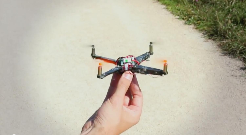 Folding drone2