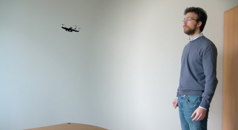 Folding drone3
