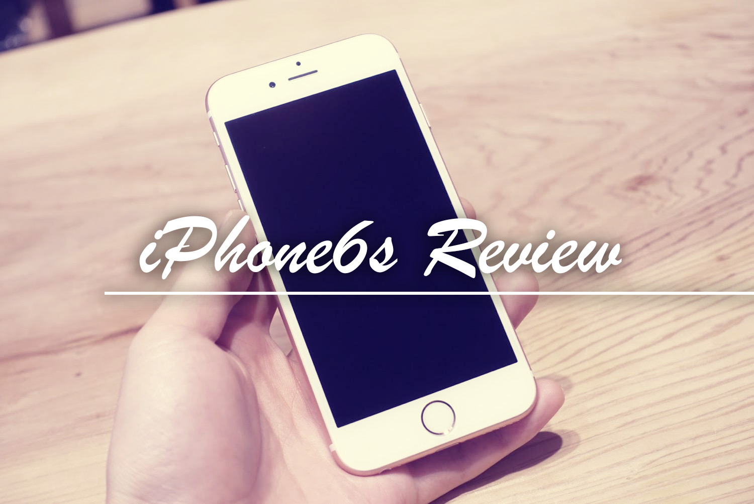 Iphone6s reviewtop