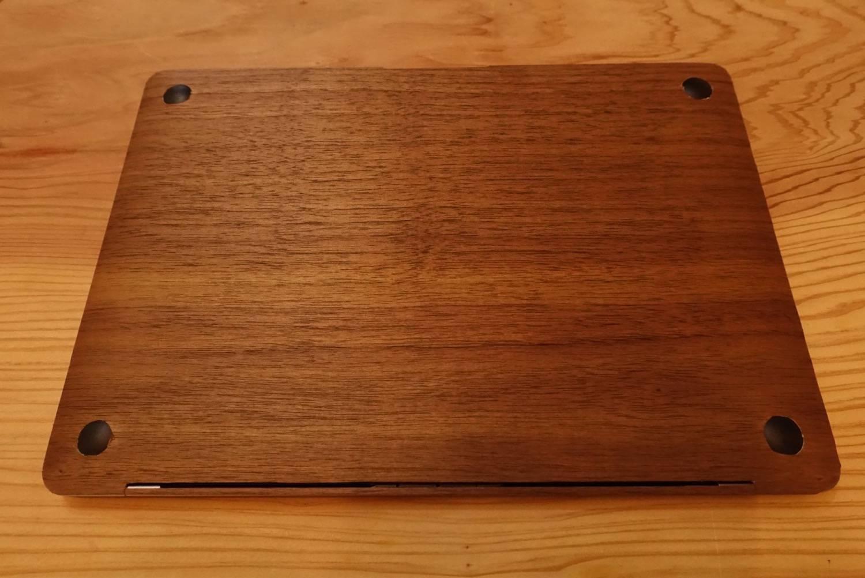 Macbook woodskin24