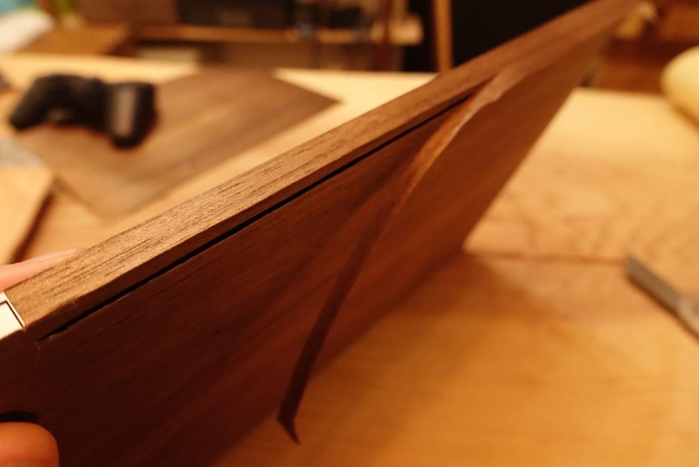 Macbook woodskin27