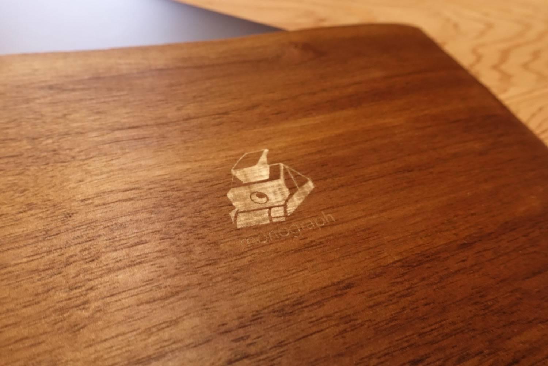 Macbook woodskin30