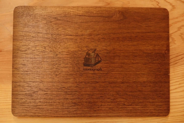 Macbook woodskin32