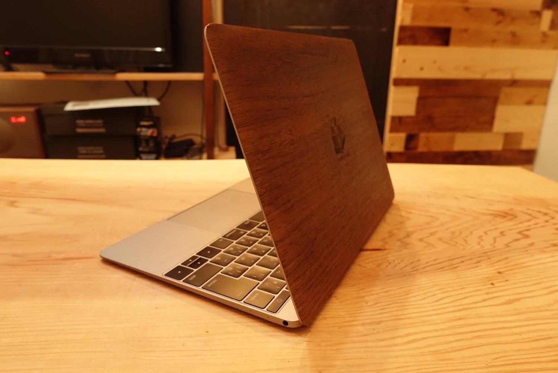 Macbook woodskin35