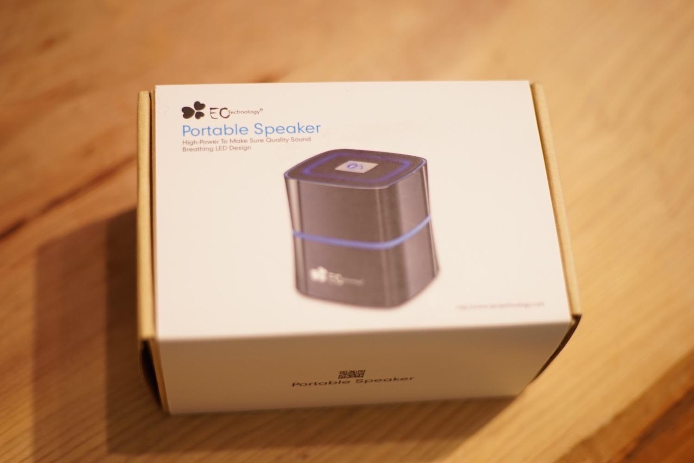 EC Technology Bluetooth4 0 speaker1