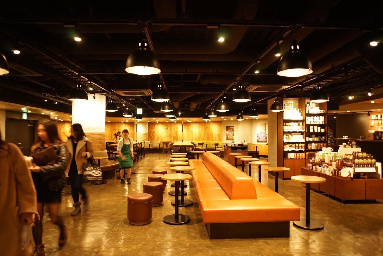 Starbucks shibuyamodi7