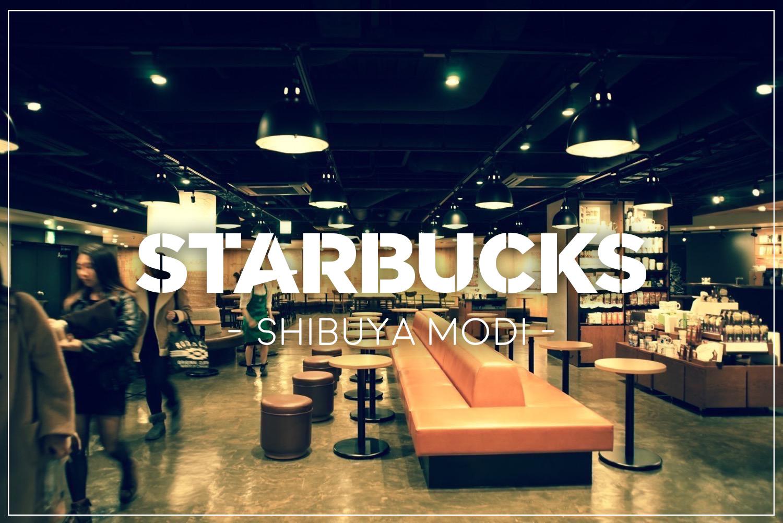 Starbucks shibuyamodiTop