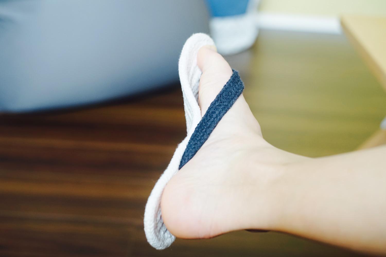 Room sandals muji1