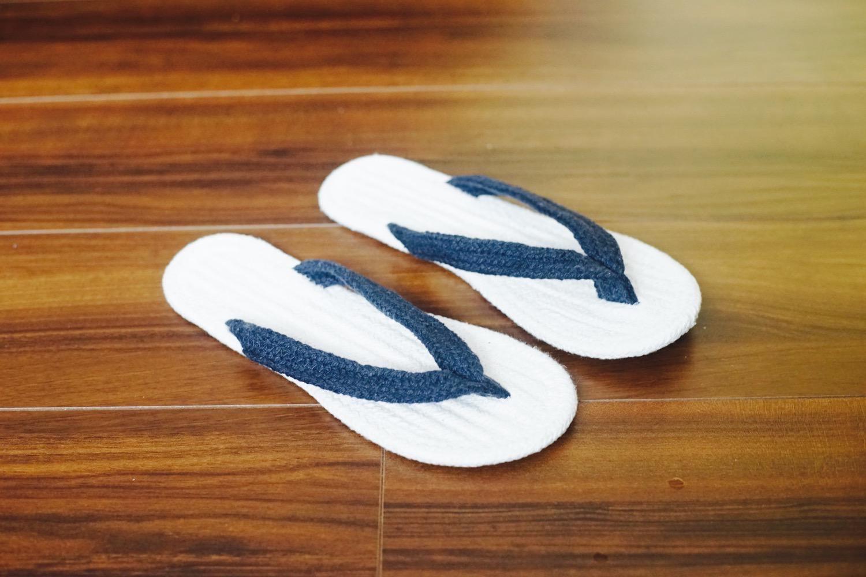 Room sandals muji5
