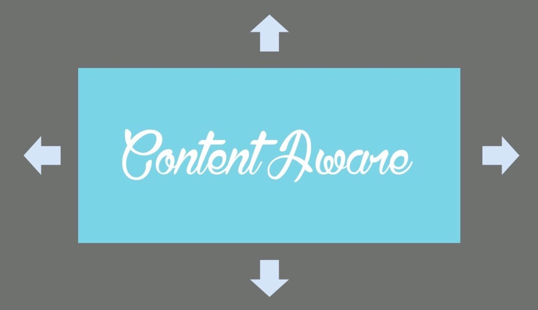 Content aware scale 1