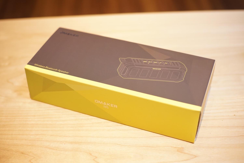 Omaker m5 bluetooth speaker1