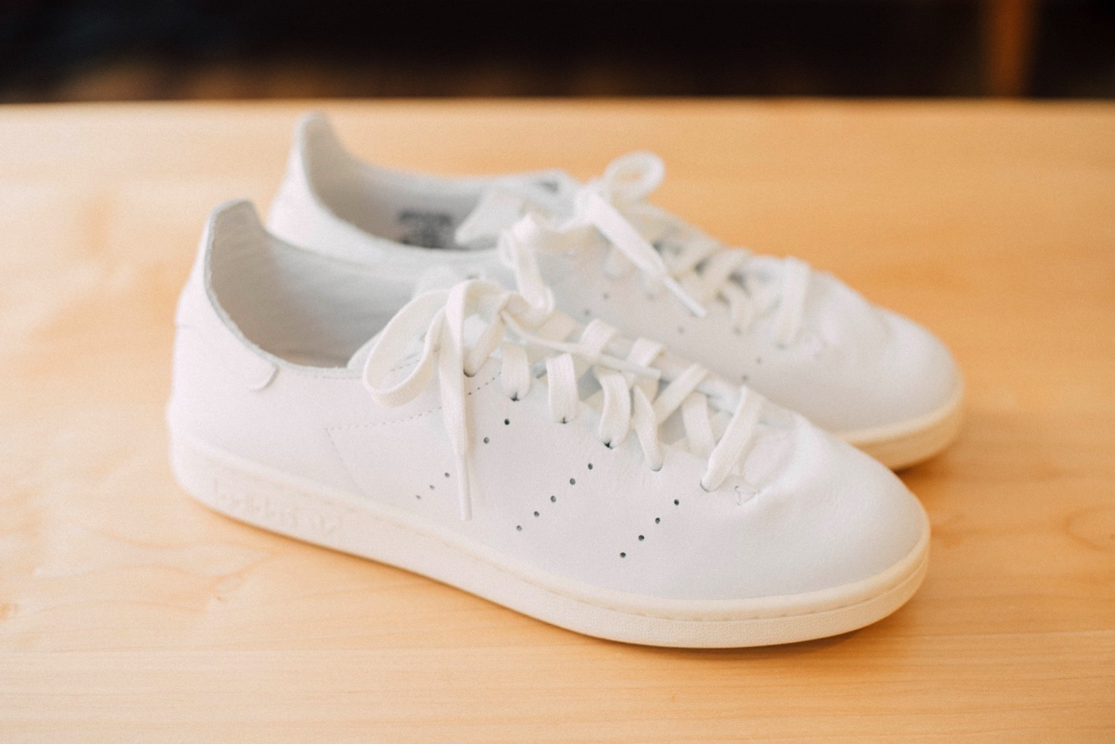 Adidas Stan Smith LEATHER SOCK PACK 3