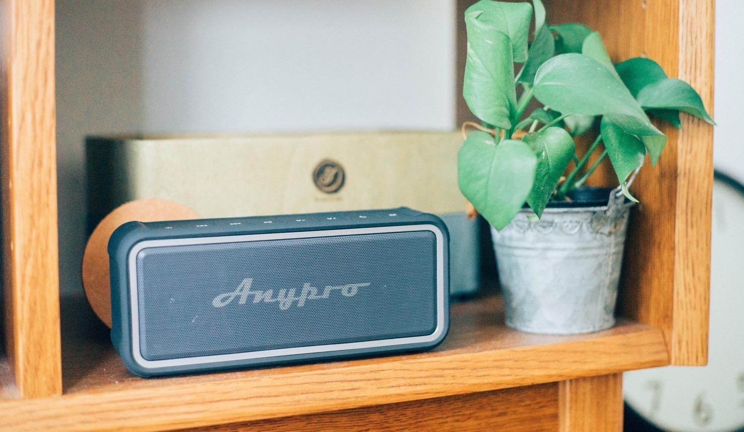 Anypro bluetooth speaker 10