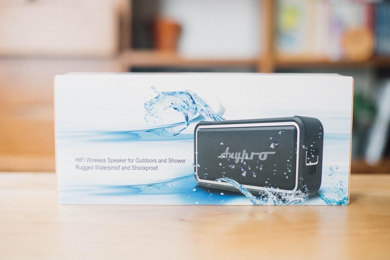 Anypro bluetooth speaker 2