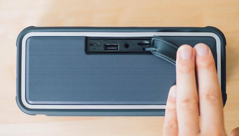Anypro bluetooth speaker 8