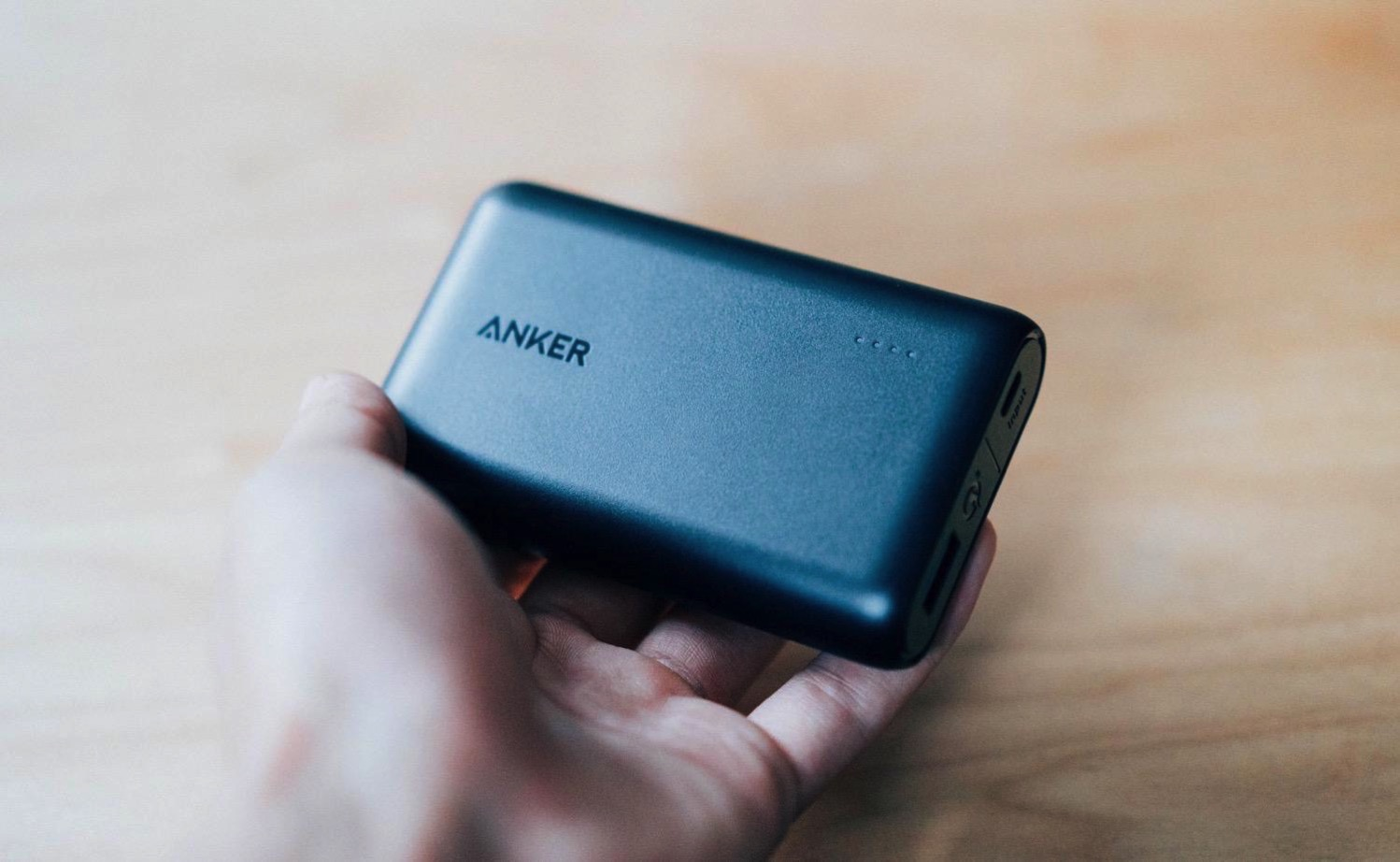 Anker PowerCore Speed 10000 QC 10