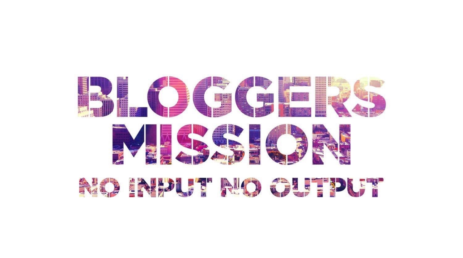 Blogmission 1