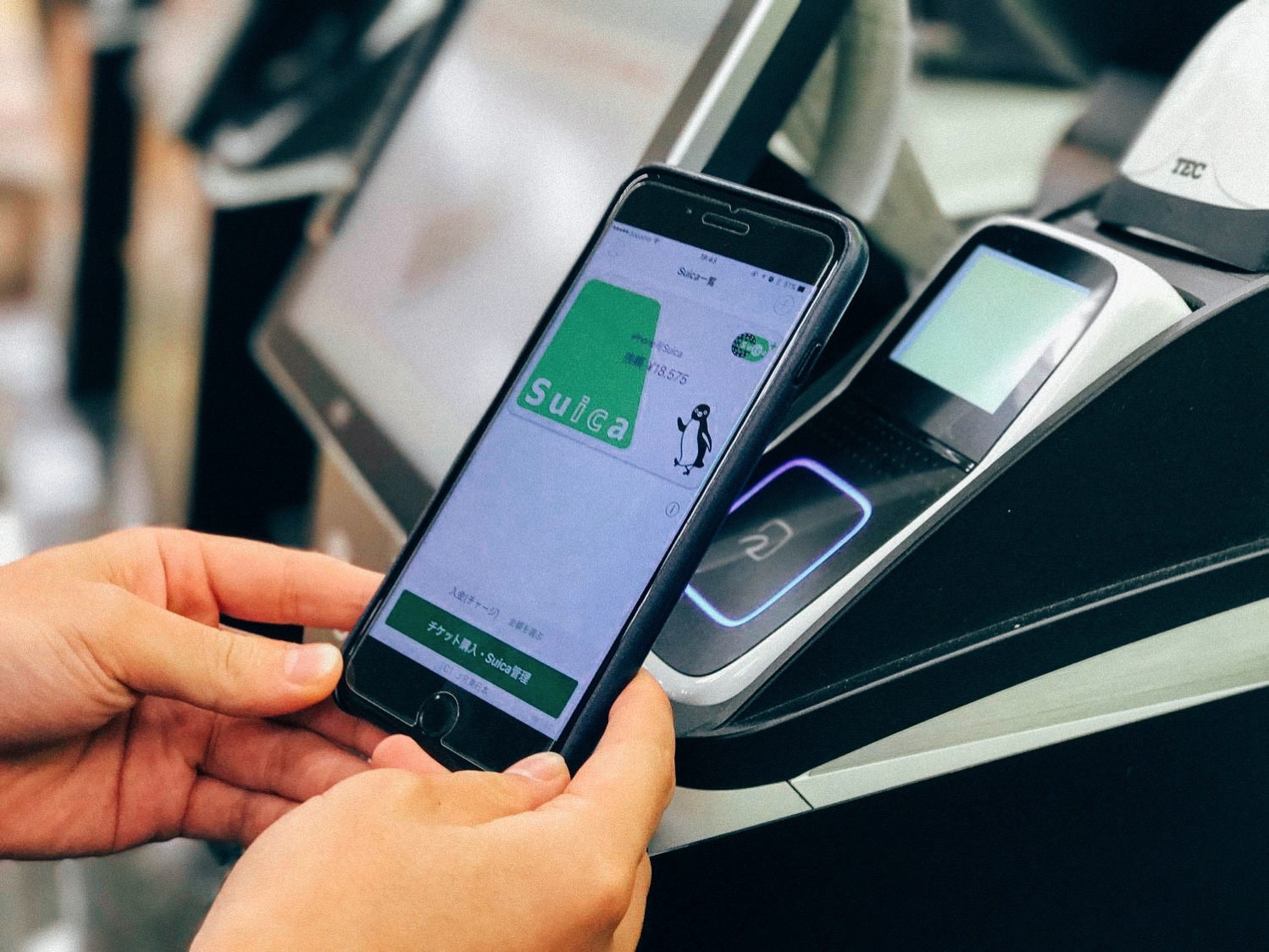 IPhone7 Suica Apple Pay 23 8