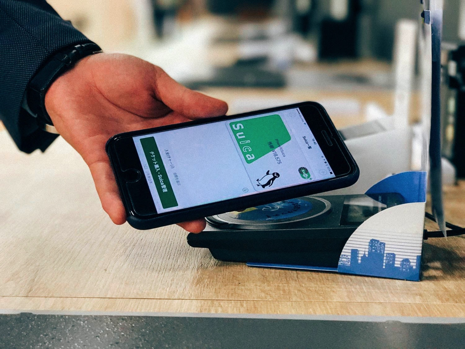 IPhone7 Suica Apple Pay 24 6
