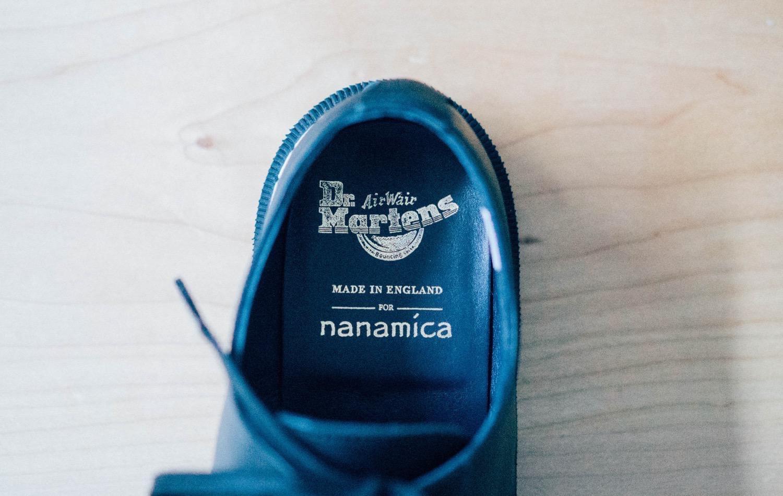 Nanamica dr martin 7