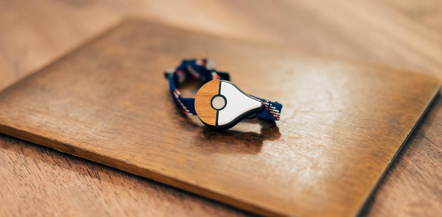 Pokemon go plus skin wood 7