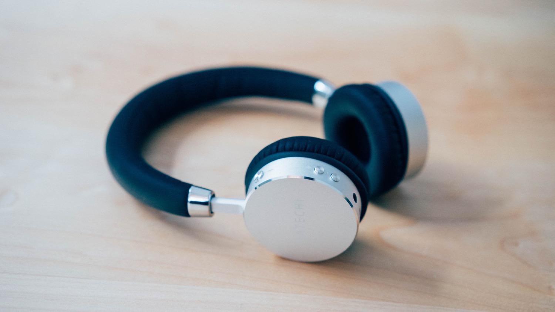 Satechi aluminum wireless headphone 6