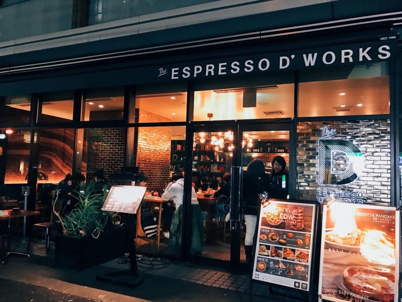 ESPRESSO D WORKS 8