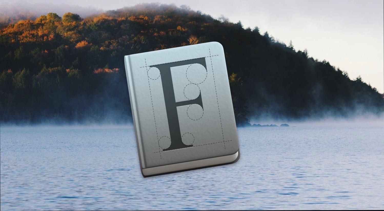 Font ikkatsu install 4