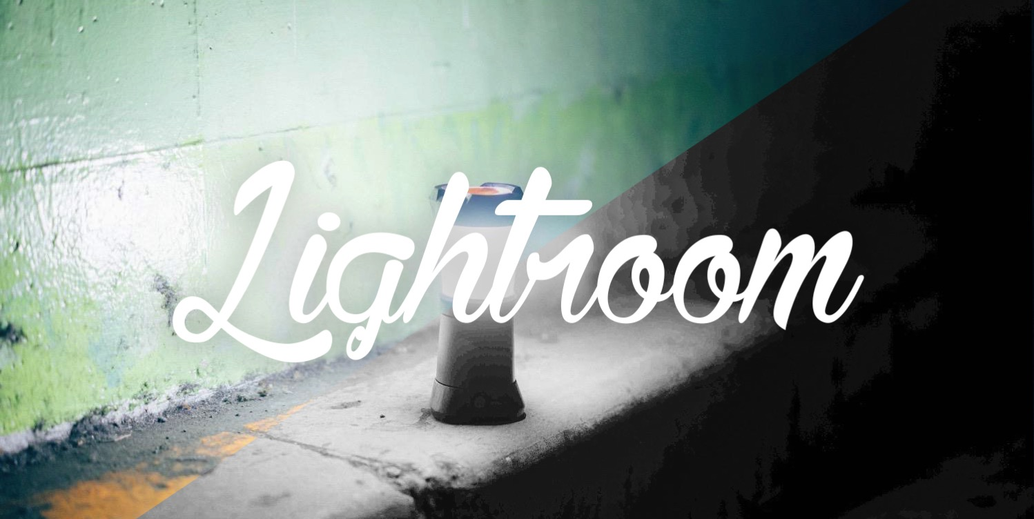 How to use lightroom TOP