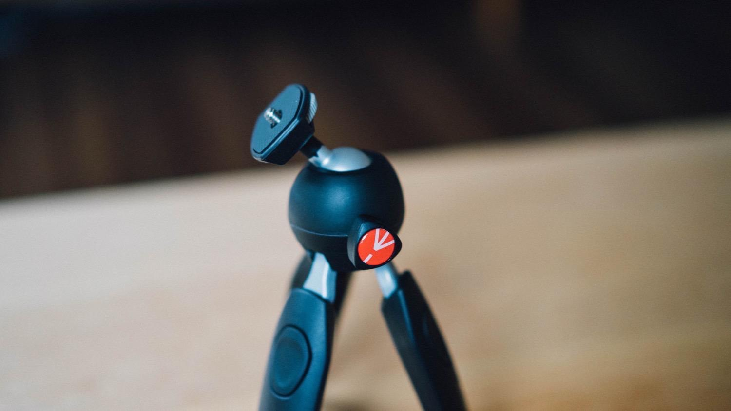 Manfrotto pixi evo 5