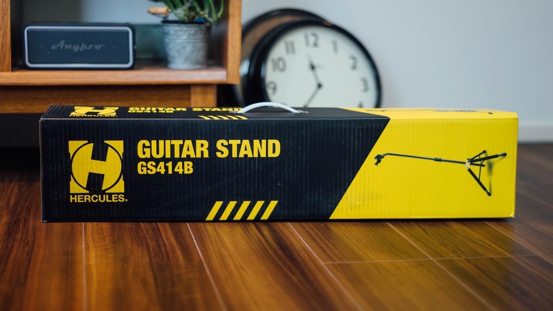 HERCULES guitar stand 2
