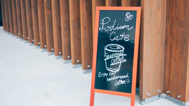 Podium cafe 5