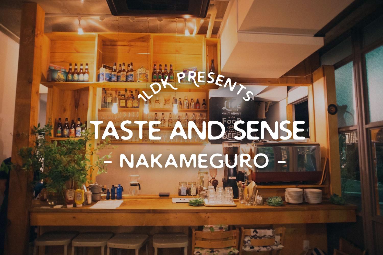 Taste AND Sense top