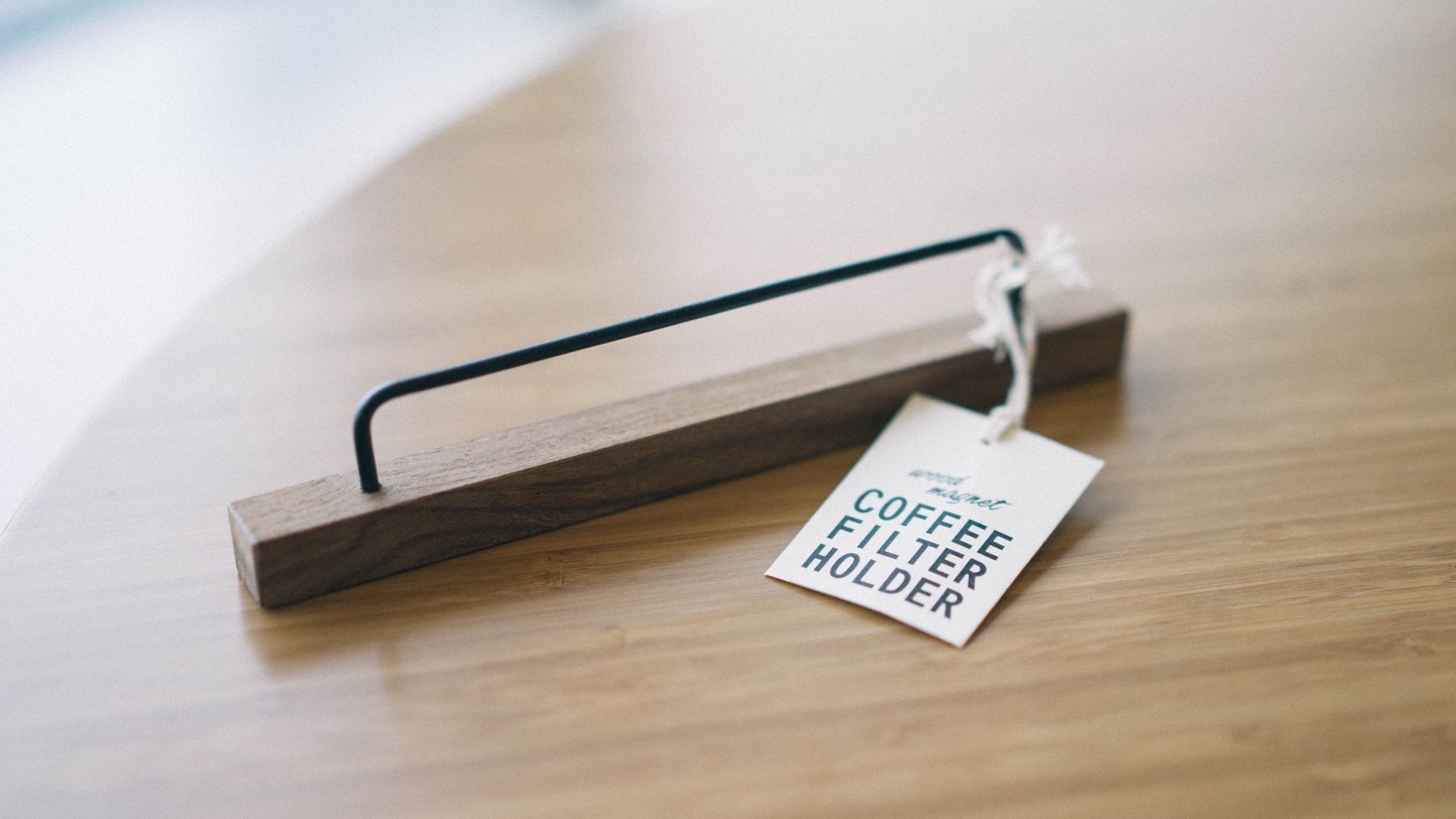 Coffee fileter holder 1
