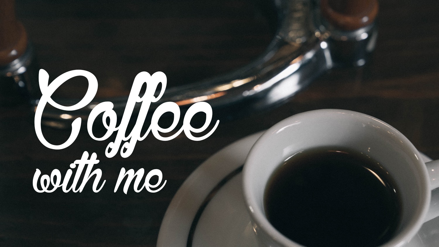 Coffee with me top