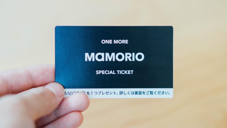 Mamorio review 3