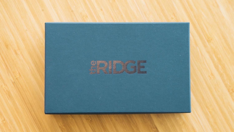 The ridge 13