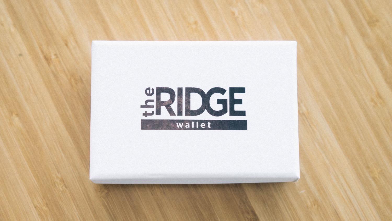 The ridge 26
