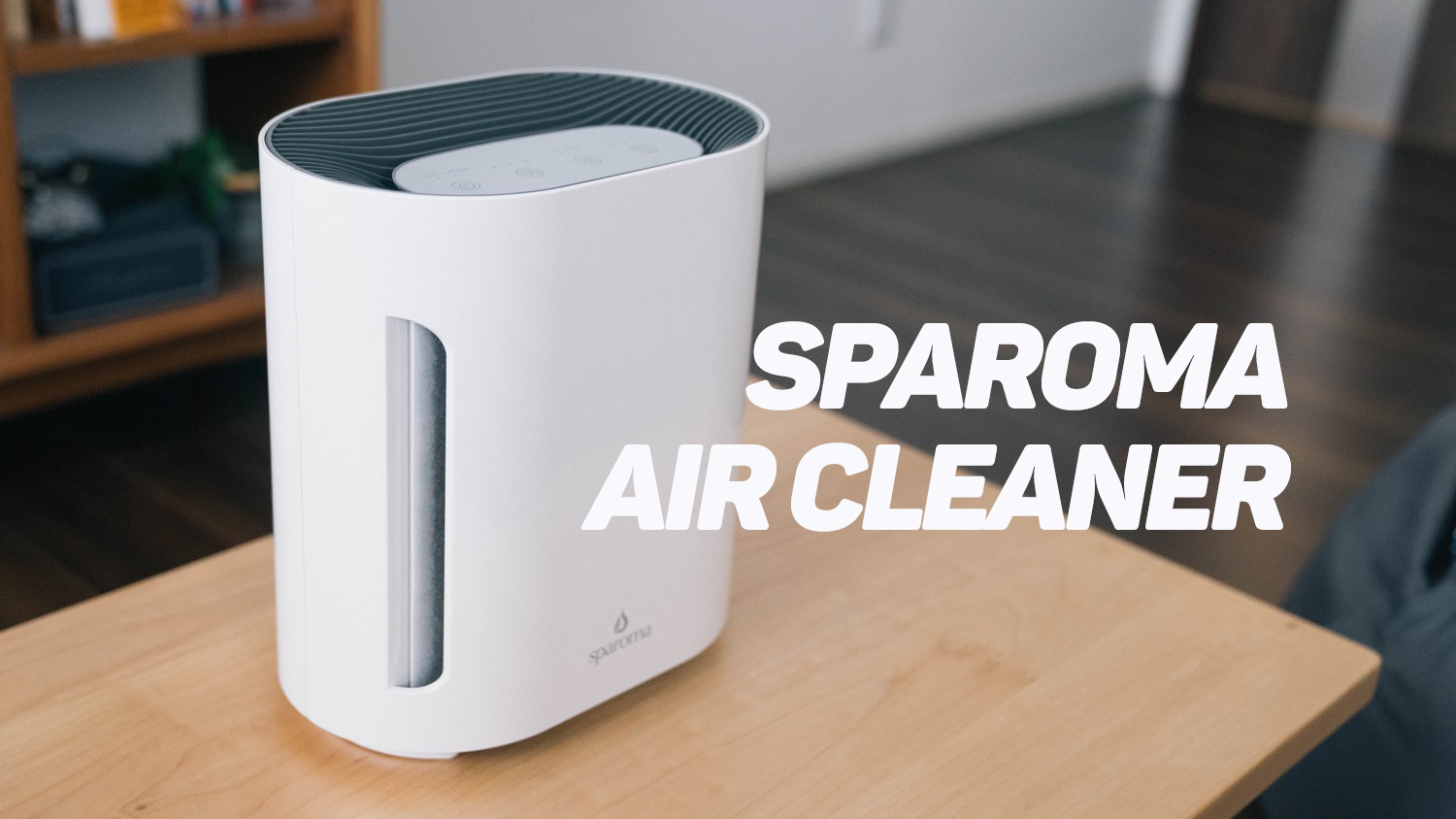 Sparroma air cleaner top