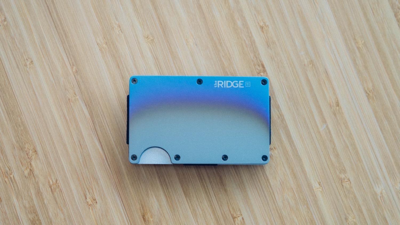 The ridge 5