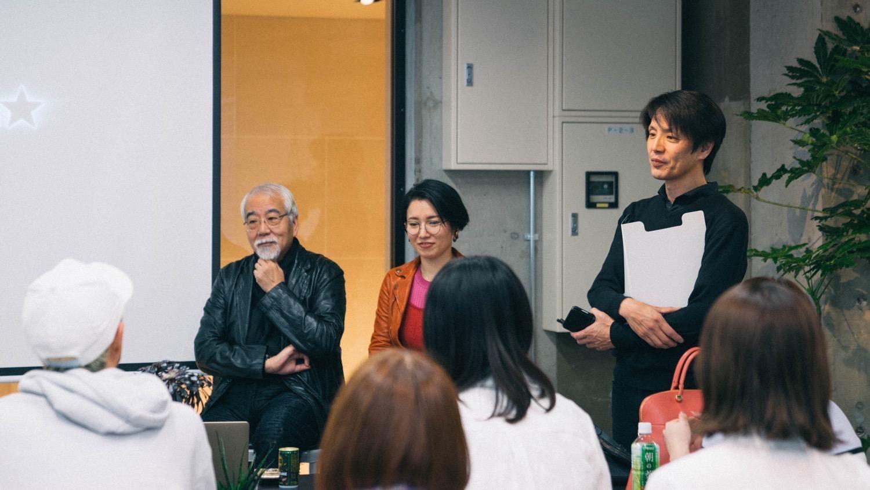 Tokyo fashion technology lab 3