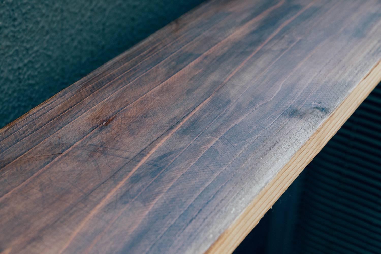 Diy big wood table 14