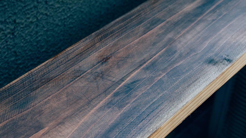 Diy big wood table 15