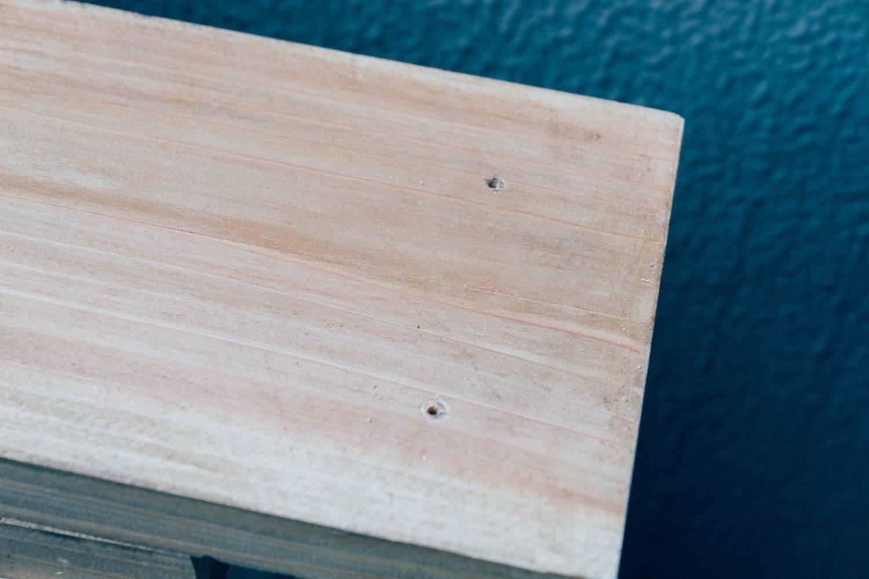 Diy big wood table 23
