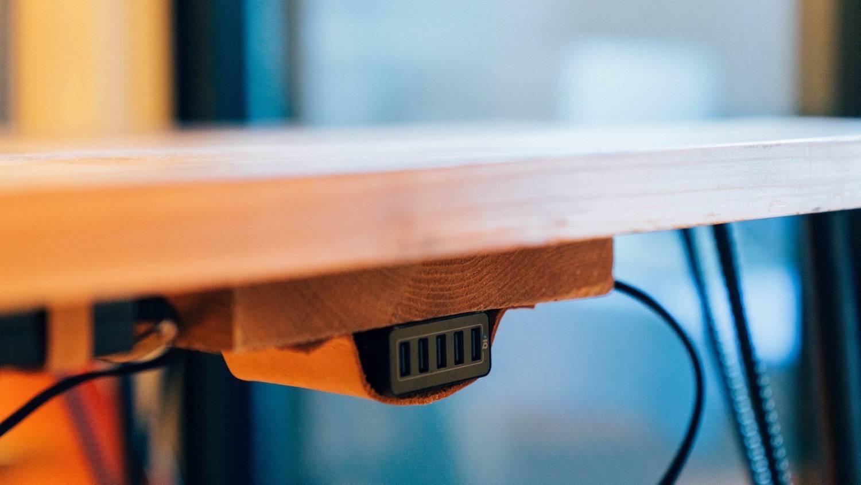 Diy big wood table 34